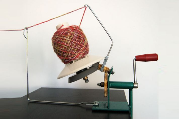 Перемотка ниток для вязания 20
